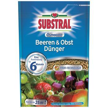 Substral Osmocote Beeren & Obst Dünger 750 g