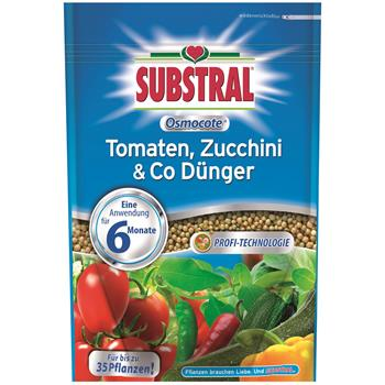 Substral Osmocote Tomate, Zucchin i& Co Dünger 750g