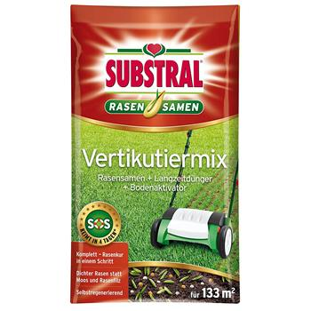 Substral Vertikutiermix Rasenreparatur-Mischung 4 kg