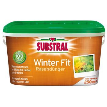 Substral Winter Fit Herbst Rasendünger 5 kg für 250 m²