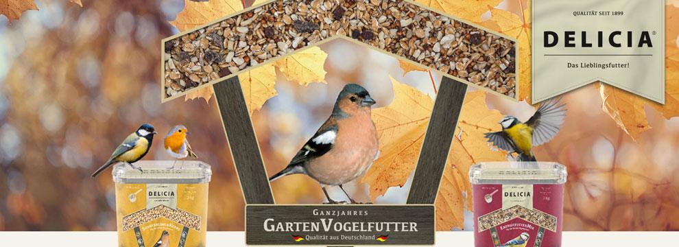 Delica Gartenvogelfutter