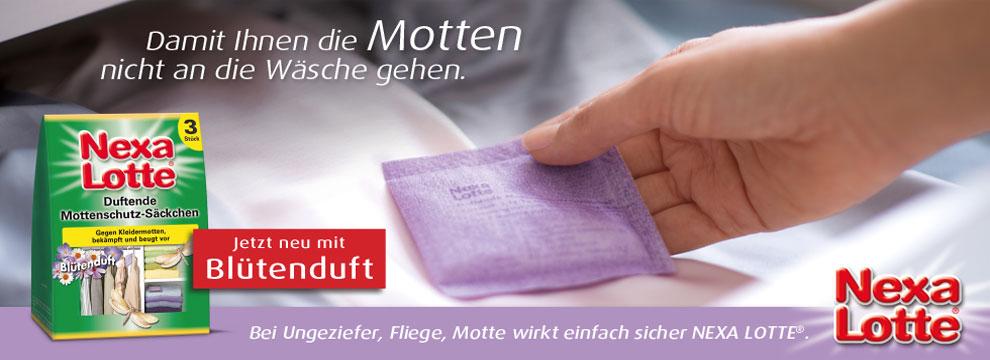 NexaLotte Mottenschutz